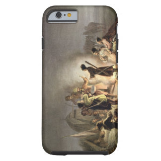 Round the Camp Fire (colour litho) Tough iPhone 6 Case