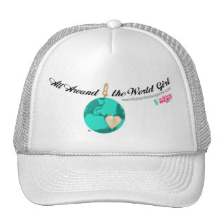'Round the World Girl Cap