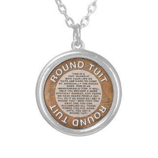 Round Tuit Necklaces