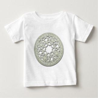 RoundDecorativeTile112810 Baby T-Shirt