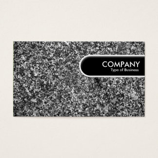 Rounded Edge Tag - Granite Business Card