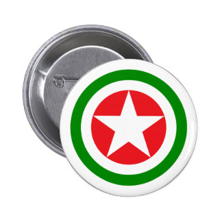 Roundel of the Abkhazian Air Force 6 Cm Round Badge