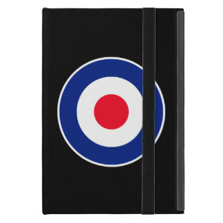 Roundel Target Cover For iPad Mini