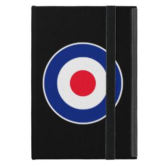 Roundel Target iPad Mini Covers