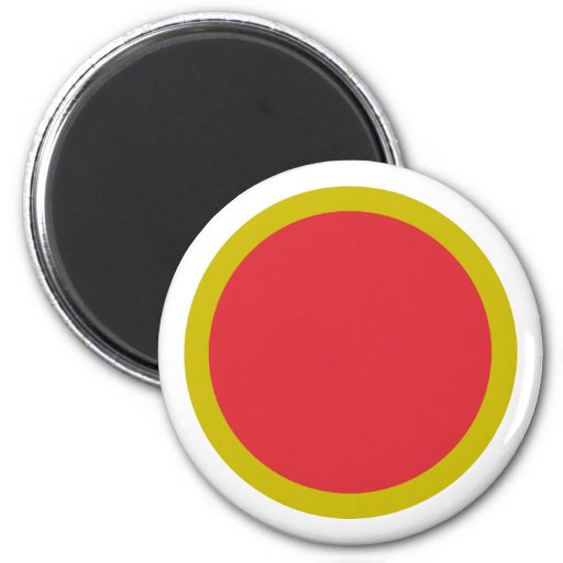 Roundel the Montenegran Air Force, Montenegro Magnets