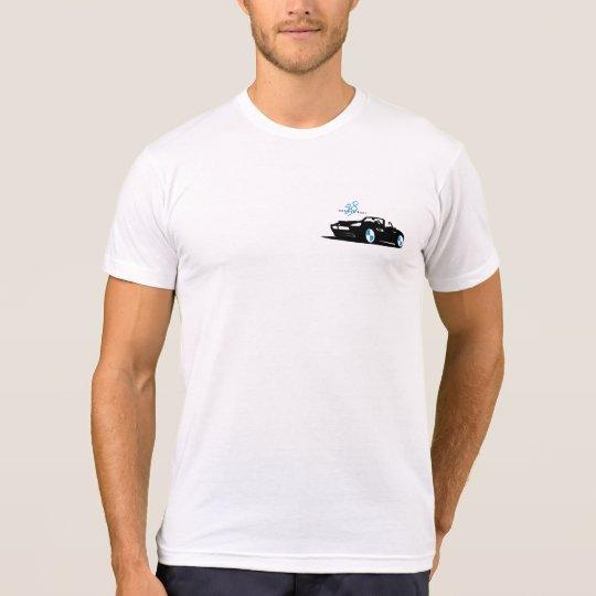 """""""Roundel"""" Wheeled sports car T-Shirt"""