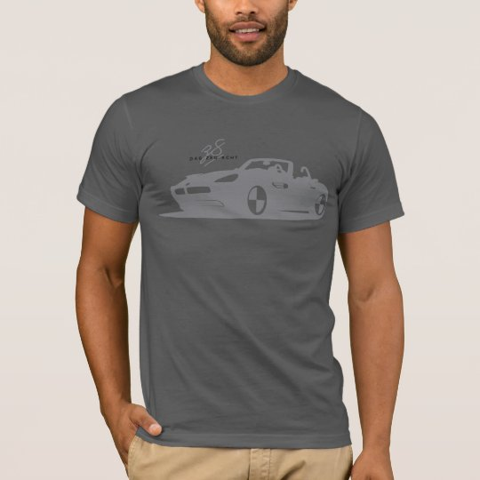 """Roundel"" Wheeled sports car T-Shirt"