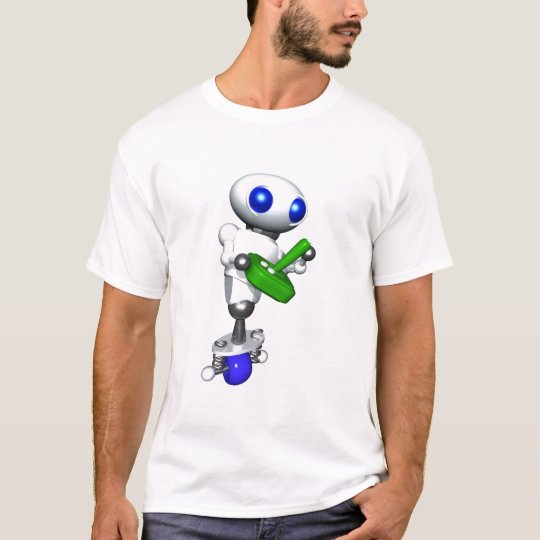 ROUNDER PLAYING VIDEOGAMES T-Shirt