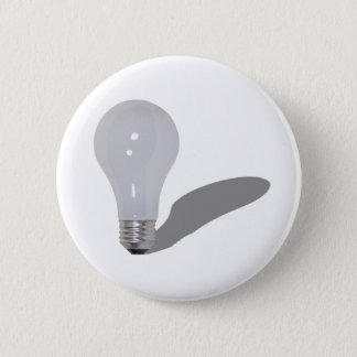 RoundLightbulb062210Shadows 6 Cm Round Badge