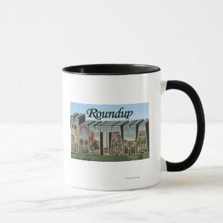 Roundup, Montana Mug