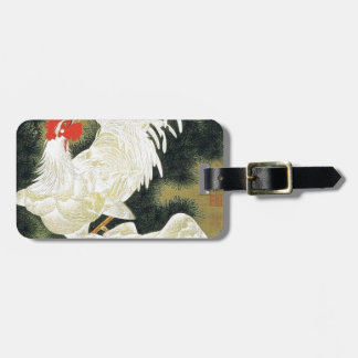Rousho Hakkeizu by Ito Jakuchu Luggage Tags