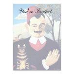 Rousseau - Portrait of Pierre Loti 5x7 Paper Invitation Card