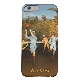 Rousseau's Football Players custom cases