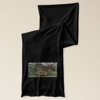 Rousseau's Hungry Lion scarfs Scarf