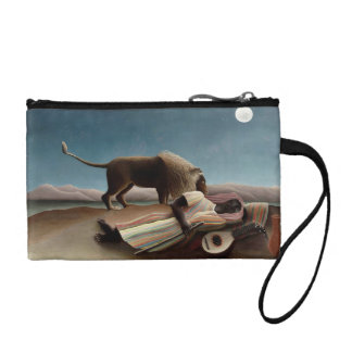 Rousseau's Sleeping Gypsy accessory bags