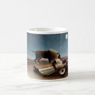 Rousseau's Sleeping Gypsy mug - choose style