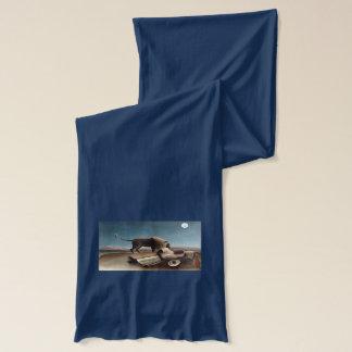 Rousseau's Sleeping Gypsy scarfs Scarf