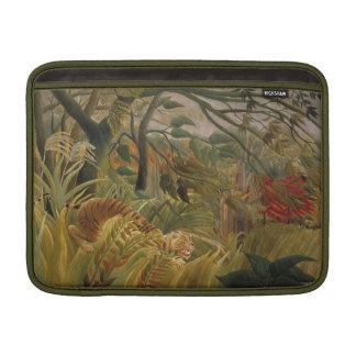 """Rousseau's Tiger 13"""" MacBook sleeve"""