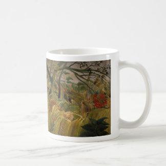 Rousseau's Tiger mug - choose style
