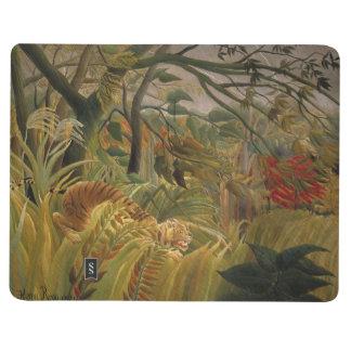 Rousseau's Tiger pocket journal
