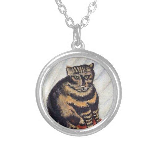 Rousseau - The Tiger Cat Necklace