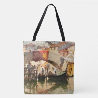 Roussoff's Venice art bags