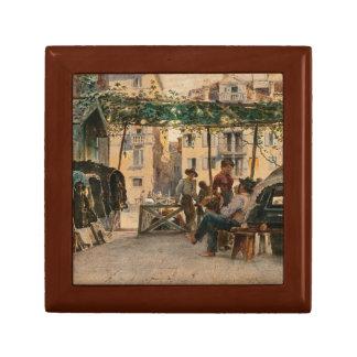 Roussoff's Venice gift / jewelry box