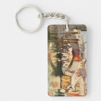 Roussoff's Venice key chain