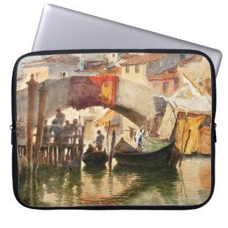 Roussoff's Venice laptop sleeve