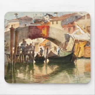 Roussoff's Venice mousepad