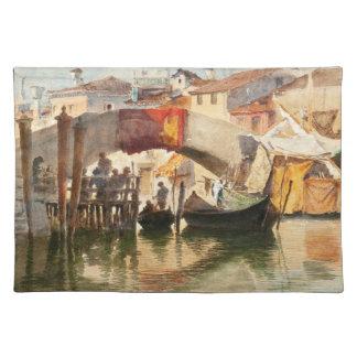 Roussoff's Venice placemats