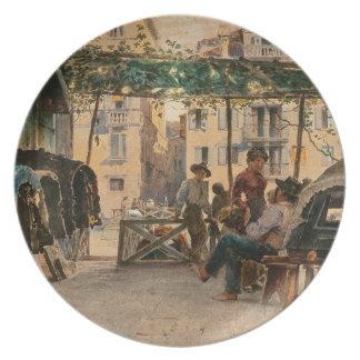 Roussoff's Venice plates