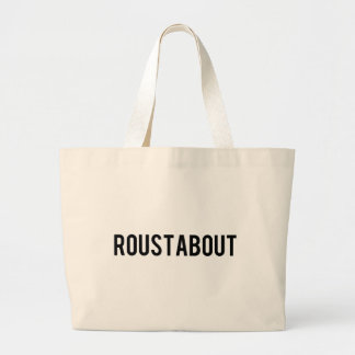 Roustabout Jumbo Tote Bag