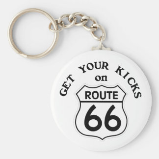 route66 key ring