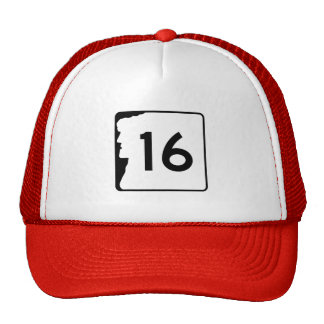 Route 16, New Hampshire, USA Hats