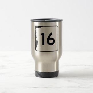 Route 16, New Hampshire, USA Coffee Mugs