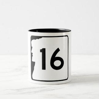 Route 16, New Hampshire, USA Mugs