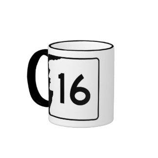 Route 16, New Hampshire, USA Coffee Mug
