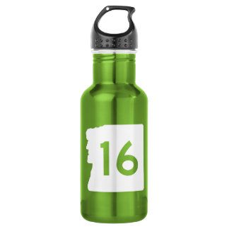 Route 16, New Hampshire, USA 532 Ml Water Bottle
