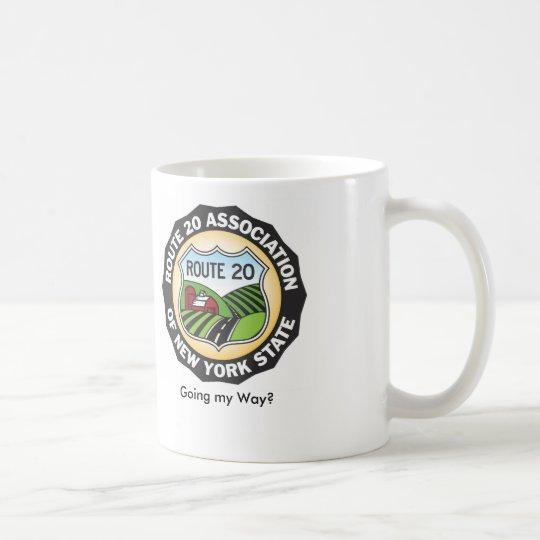 Route 20 Mug