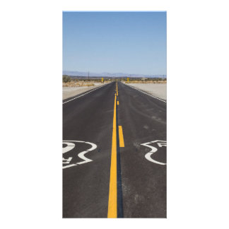 Route 66, Amboy (California, USA) Picture Card