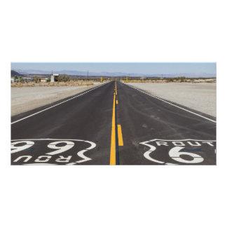 Route 66 Amboy California USA Photo Cards
