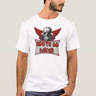 Route 66 Biker T-shirts and Gifts