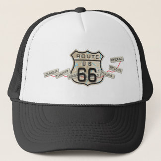 Route 66 cap