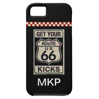 Route 66 iPhone 5 case