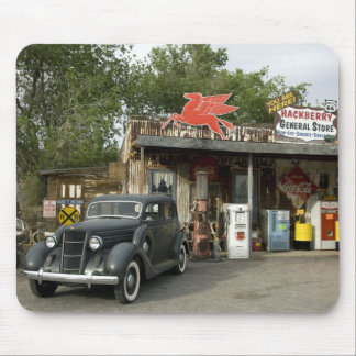 Route 66 General Store & Gas Station Mouse Pad