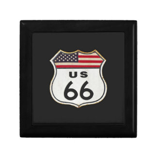 Route 66 jewelry boxes