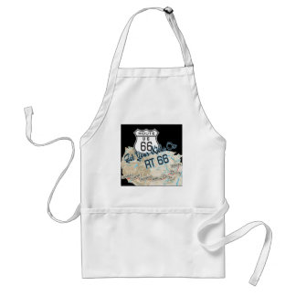route 66 gifts aprons