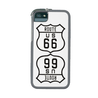 Route 66 iPhone 5/5S case