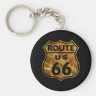 Route 66 key ring